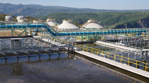 Aguas residuales industriales características