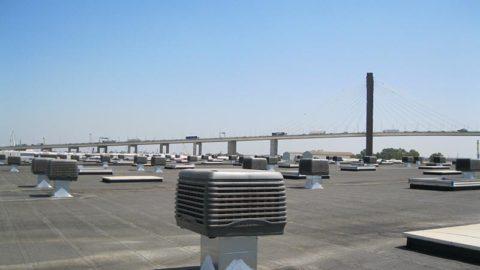 Climatizadores evaporativos industriales