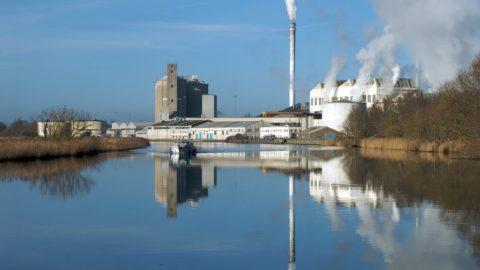 Aguas industriales peligrosas