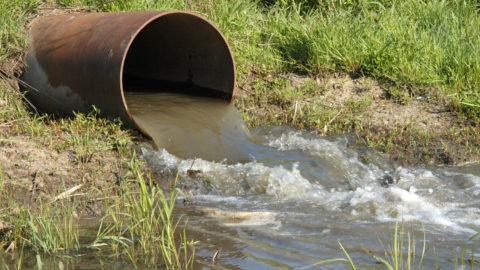 normativa de vertido de aguas residuales España