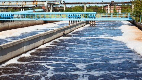 Depuración de aguas residuales urbanas