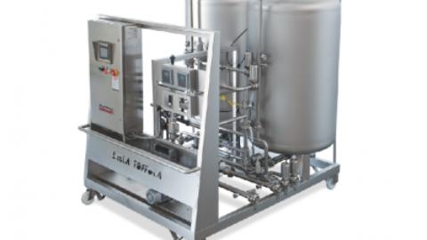 Evaporadores al vacío industriales para tratamiento de aguas