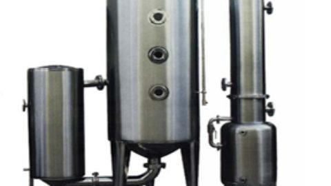 Evaporadores industriales de agua para industrias