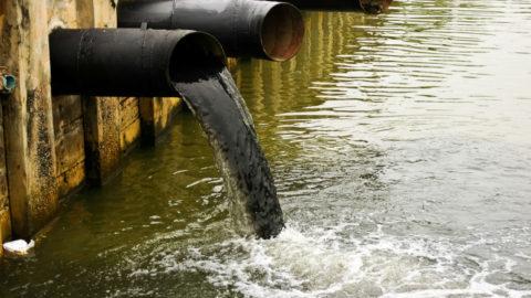Evaporadores industriales para tratamiento de agua en industrias
