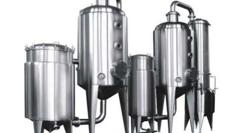 Evaporadores industriales para tratamiento de aguas industriales