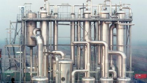 Evaporadores industriales para tratamiento de efluentes industriales