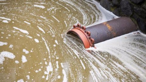 Evaporadores al vacío para tratar aguas industriales