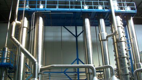 Evaporadores industriales en España