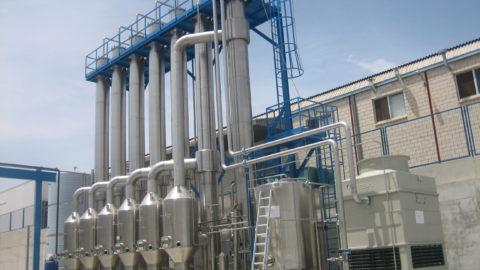 Alternativas para el tratamiento de efluentes industriales