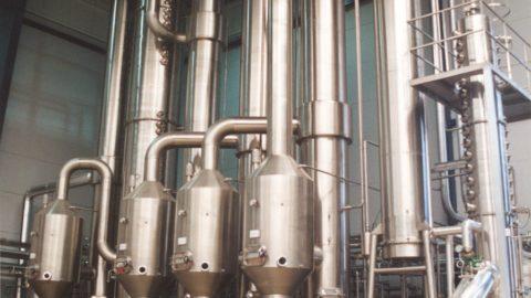 Ventajas de los evaporadores industriales