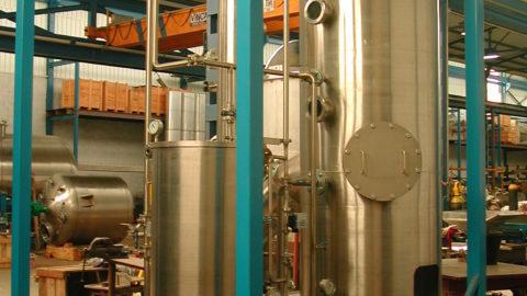 Tratamientos avanzados de aguas industriales