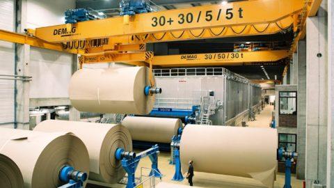 Vertido cero en la industria papelera